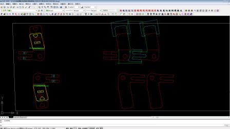 五金模具设计培训-汽车钣金件PressCAD排料带「合肥智恩」