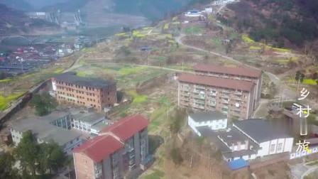 四川山区里发现一个山水相依的小镇,犹如江南水乡一般,好美好美