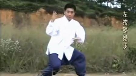 傅清泉传统杨氏太极拳85式(音乐口令字幕)-_标清