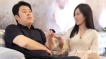 祝晓晗:事实证明,亲爸对闺女还是非常慷慨!