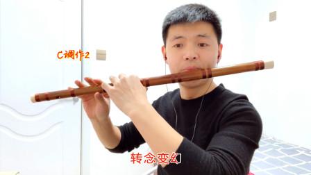 笛声缘:《扶摇》主题曲《傲红尘》笛子演奏,凄美而婉转!