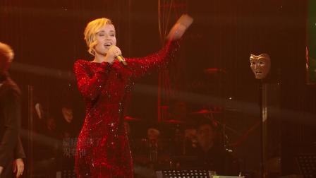 《歌手》2019:波琳娜《剧已终》再现女王风范 中俄语混合真硬核