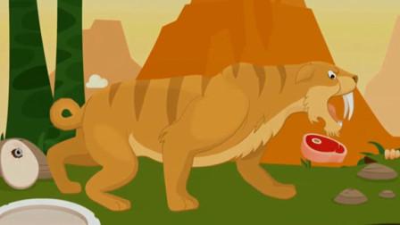 考古学家沙漠挖掘 恐龙骨骼化石的发掘 恐龙再现 恐龙的发掘与认知 陌上千雨解说