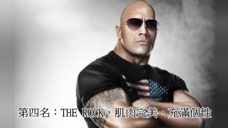 WWE里很多肌肉男 有肌肉就算了还这么帅盘点WWE里的十大帅哥