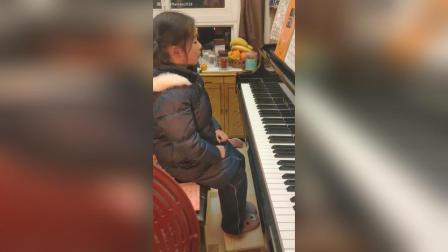 纪念本周过掉的小曲: 贝多芬G大调小奏鸣曲第一乐章