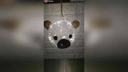 美拍视频: 自制灯笼