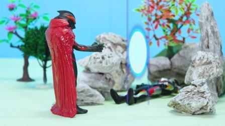 银河奥特曼寻找维克特利 发现让贝利亚带走