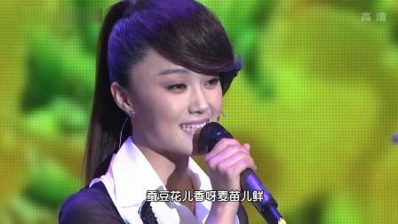 玖月奇迹现场演唱经典歌曲《九九艳阳天》,人美声音更美,好听!