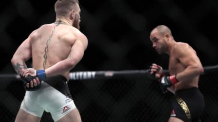 ufc166 UFC 嘴炮 康纳vs艾迪 打你我背着手就行 太嚣张