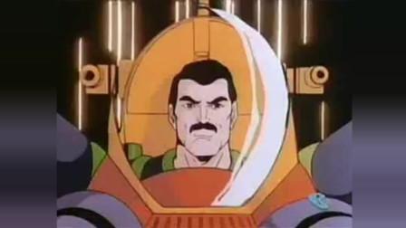 80后经典动画正义战士,还记得那句神力无敌吗