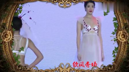 东方韵内衣设计大赛 寒梅独秀 中国风内衣秀