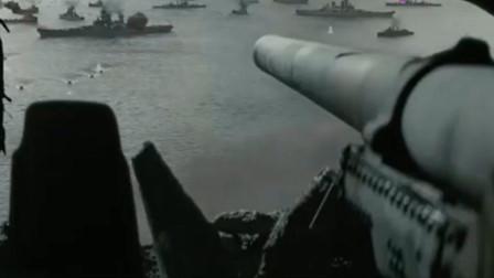 父辈的旗帜:抢滩登陆遭到敌军阻击,日军的火力让人颤栗