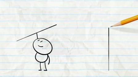 画画还能这么玩吗?这水笔画的人,都快被玩坏了,看着好心疼!