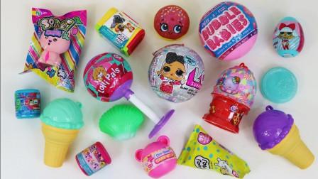 可爱的玩具 惊喜玩具 玩具 拆箱