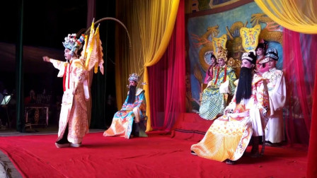 临剧《刁蛮公主》精彩片段,海南省临高县的地方戏曲剧种之一