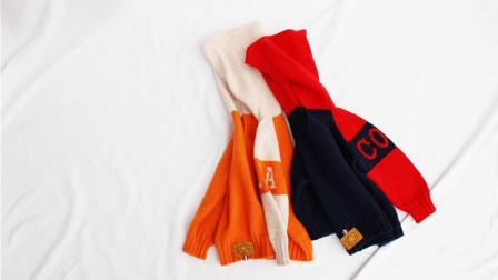 【可乐】2/2集 清爽好织的儿童羊绒连帽衫 乖诺诺原创编织 新手超清棒针编织教程