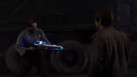 美国队长:部分俘虏逃出,海德拉的武器,效果真是好的吓人