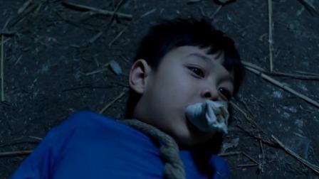 小男孩被人贩子绑了,流浪小孩出手相救,上演智斗人贩子的好戏