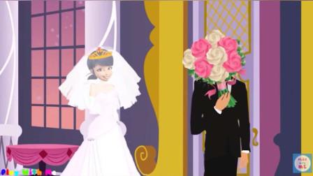 瓢虫雷迪做美梦要结婚了,可最后新郎是谁呢?游戏