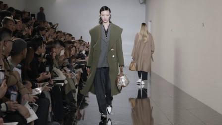 巴黎时装周LOEWE(罗意威) 2019秋冬时装秀时尚皮具新品发布会