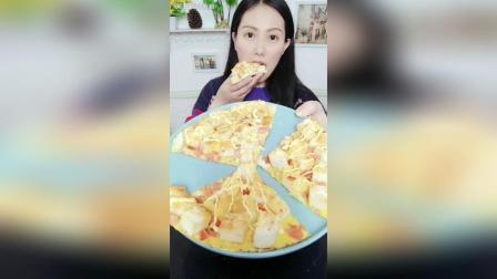 自制中式披萨