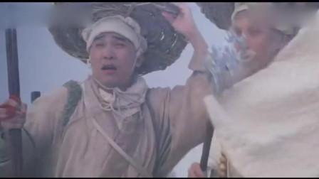 倩女幽魂3:影帝梁朝伟,这个小和尚,演得太搞笑了!
