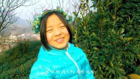 佛教音乐《绿度母心咒》女孩子常念会变漂亮,毕竟相由心生