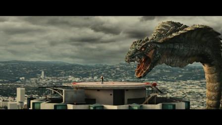 邪恶巨蟒跨越轮回追杀少女,5分钟与你分享《龙之战争》