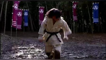 功夫小伙出山后势要打败全日本,一拳了剑道高手