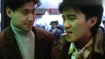 张学友和周星驰本色出演《咖喱辣椒》,看着真过瘾!