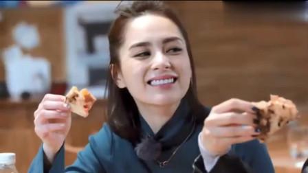 锋味2018:三个人一起吃披萨,阿娇的一句话,让谢霆锋一脸懵!