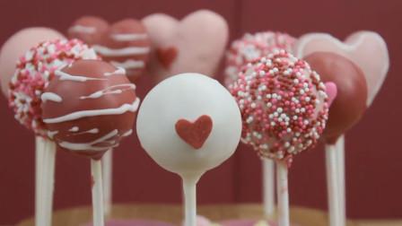 女儿最爱吃的巧克力棒棒糖,原来是这样做出来的!教程给你啦