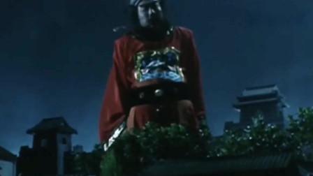 钟馗捉拿鬼八仙很简单,变成巨人,右手随便一挥,就抓到一个