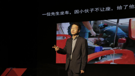 【CC演讲】杨进刚:现代医学挽救不了迷失的心