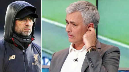 穆里尼奥diss利物浦争冠:克洛普该跟队员讲实话,而不是贩卖梦想