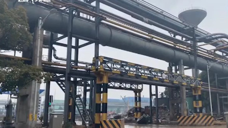 马鞍山:安徽马钢重机公司跑钢事故致2死1伤