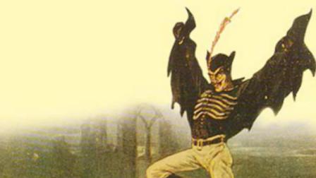 弹簧腿杰克之谜,拥有超能力的外星人?