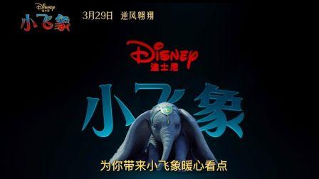 《小飞象》蒂姆·波顿领衔神仙卡司阵容,3.29梦幻上映
