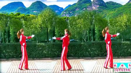 原创邵东跳跳乐第17套快乐舞步健身操第一节正反面教学视频
