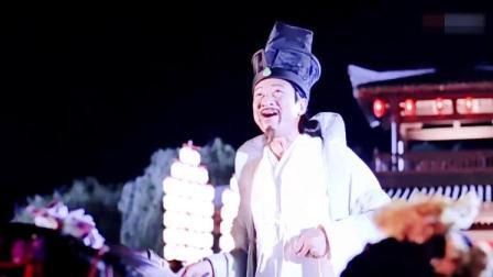"""苏东坡唱""""明月几时有"""",引女粉丝疯狂跳河,大妈们任性狂吼"""