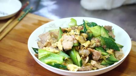 佳佳美食:木须肉的制作方法,所需食材的介绍和讲解