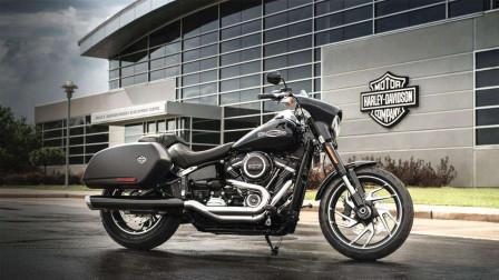 一言不合就逛重型摩托店,看看美式巡航肌肉车的魅力!
