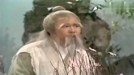 神雕侠侣:老顽童 偷袭 洪七公!洪七公怒:谁有空陪你玩!