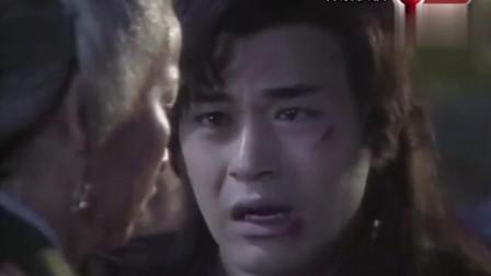 神雕侠侣:孙婆婆为救杨过受重伤,小龙女惊艳出场