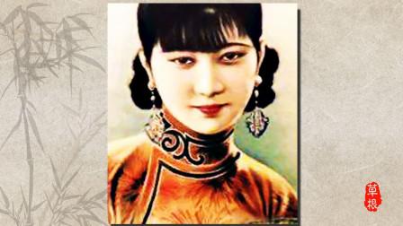 旧上海第一美女,年过六旬却被26岁渣男看上,九年后死于渣男之手