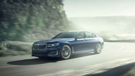 2020 雅宾纳 Alpina B7 Long-Wheelbase AWD 宣传片 - 基于 宝马 7-Series 打造