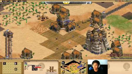 【帝国时代2.微软大赛】190223.St4rk对Villese.东南亚1v1八进四.BacT解说