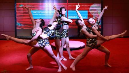 舞动青春:美女钢管舞——《胜利》