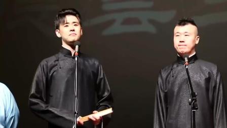 唯一一个把说相声搞成演唱会一样的美男子《探清水河》张云雷