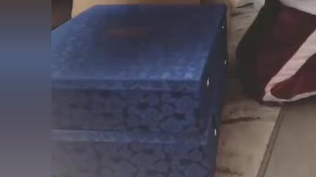 小姐姐的明华堂开箱,一套的开箱不算什么,这才叫大场面!